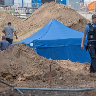 Tienduizenden in Frankfurt geëvacueerd om ontmanteling bom WOII
