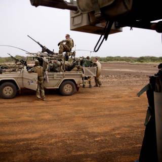 Mogelijk meer problemen met munitie in Mali