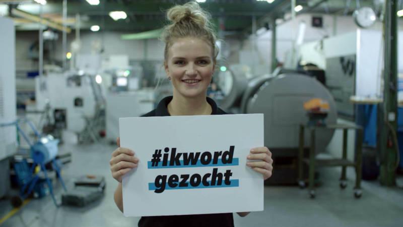 #ikwordgezocht: de beroepen waar Nederland om staat te springen