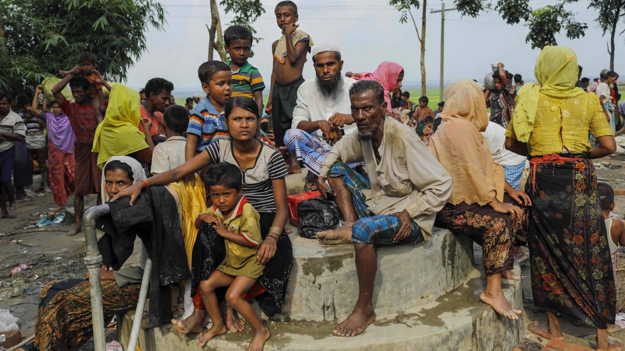 Rohingya Terroristen