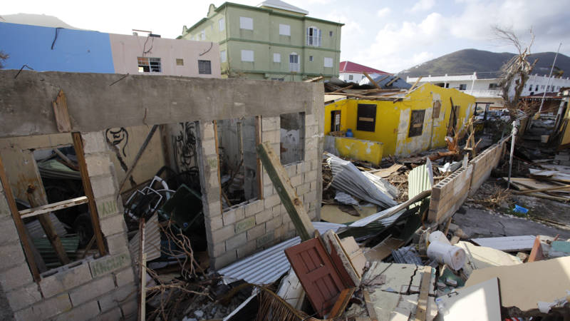 'Staatkundige status St-Maarten niet van belang voor EU-hulp'