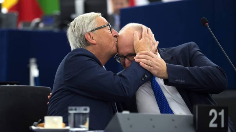Juncker wil meer Europa, maar wil Europa dat wel?