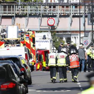 Britse politie laat twee verdachten aanslag metro Londen vrij