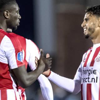 Maher: ik ben nu volwassener, ik ga voor de kans bij PSV
