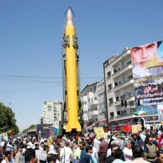 Iran wil zijn rakettenprogramma uitbreiden
