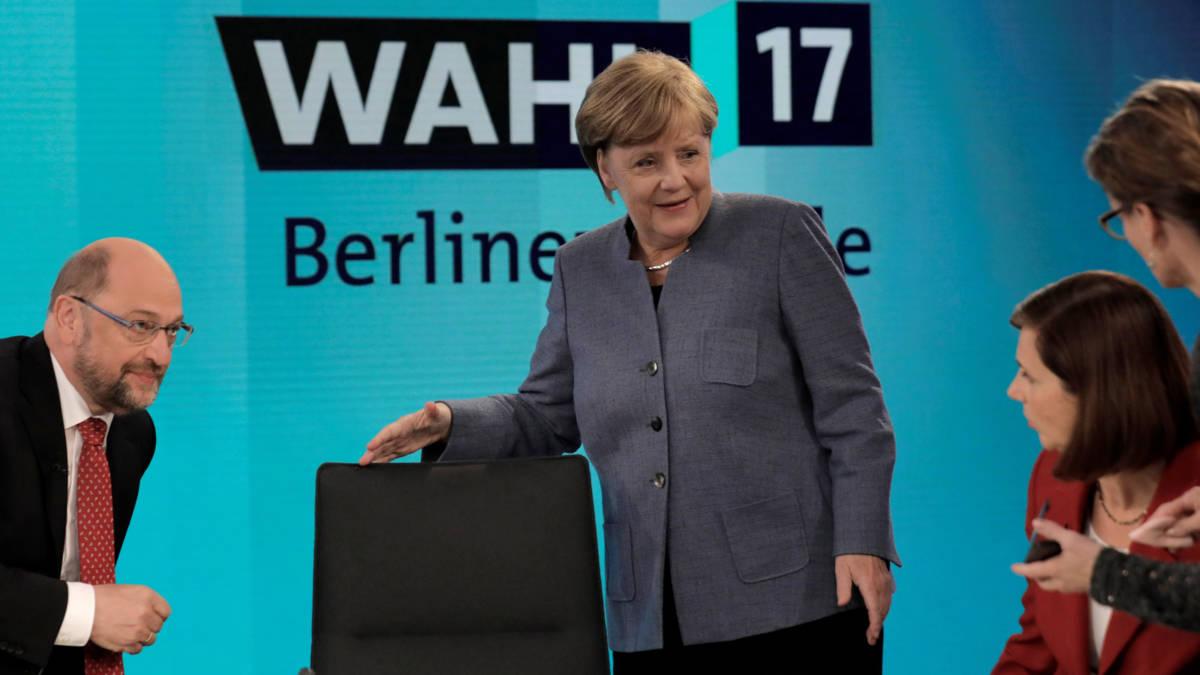 'Het vormen van een coalitie in Duitsland wordt nog een hele kluif'
