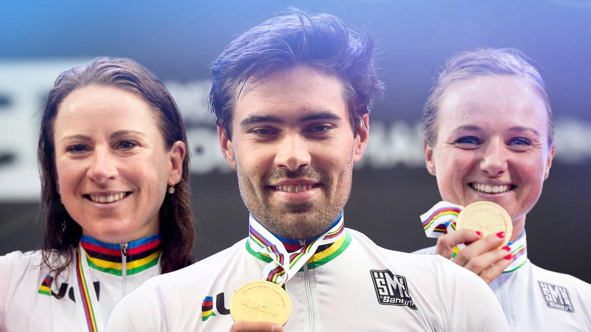 'Geweldige generatie wielrenners zorgt voor uniek WK-succes'