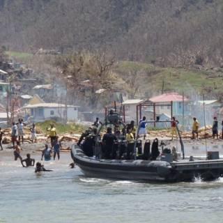 Bekijk details van Door orkaan getroffen Dominica volledig afhankelijk van Nederlandse hulp