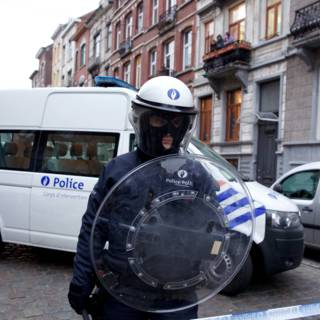 Bekijk details van Terreurverdachte Abdeslam wil bij proces in België zijn
