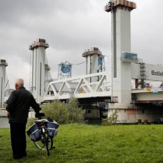 Door storingen geteisterde Nieuwe Botlekbrug wordt aangepakt