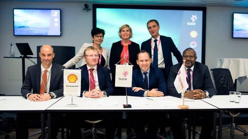 Shell stapt in co2 opslag noorwegen nos - Studio opslag ...