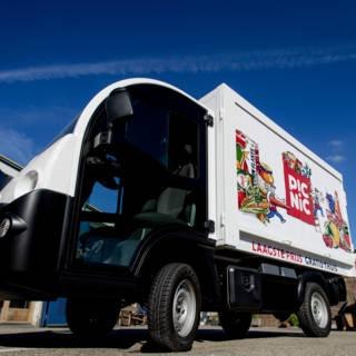 Online supermarkt Picnic gaat de grens over