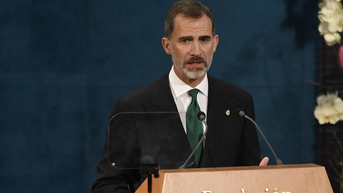 Koning Felipe: Catalonië is en blijft onmisbaar onderdeel van Spanje