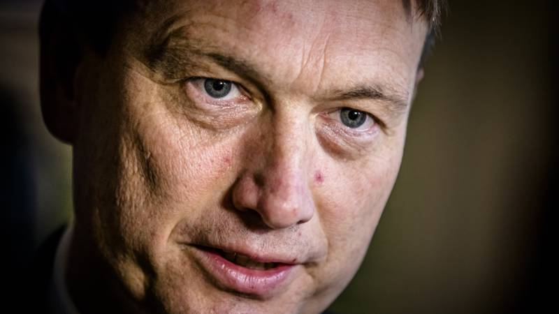 Zijlstra stapt op vanwege leugen over ontmoeting met Poetin