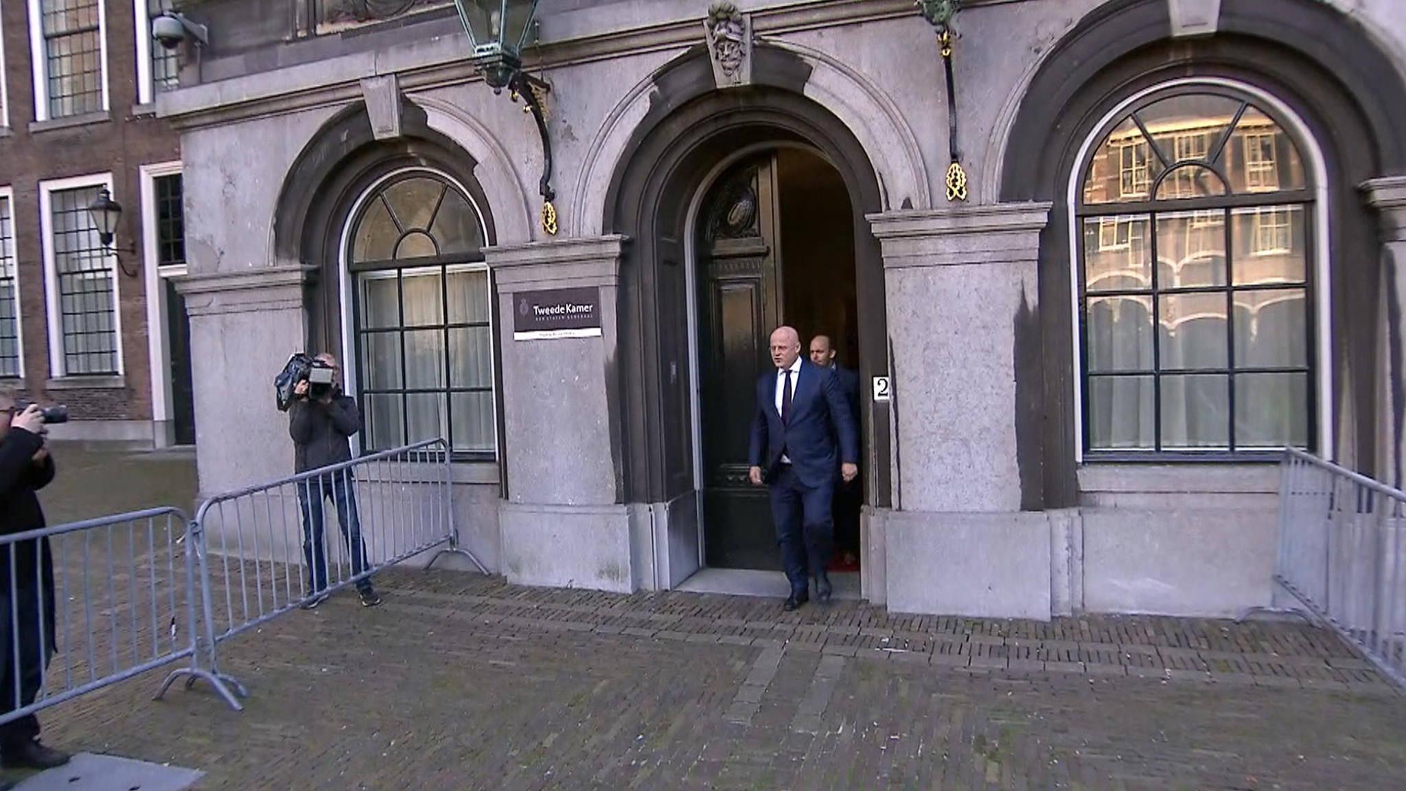 Beoogd Minister Grapperhaus (CDA) Heeft Geen Spijt Van