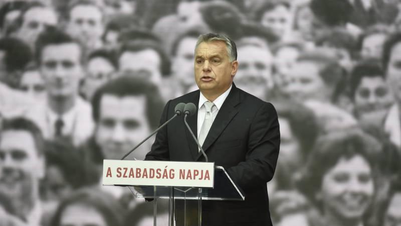 Orbán: Midden-Europa moet 'migrantenvrije zone' verdedigen