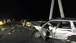 Acht gewonden bij verkeersongeval op A73 Beesel.