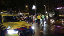Man zwaargewond na aanrijding, bestuurder rijdt door.