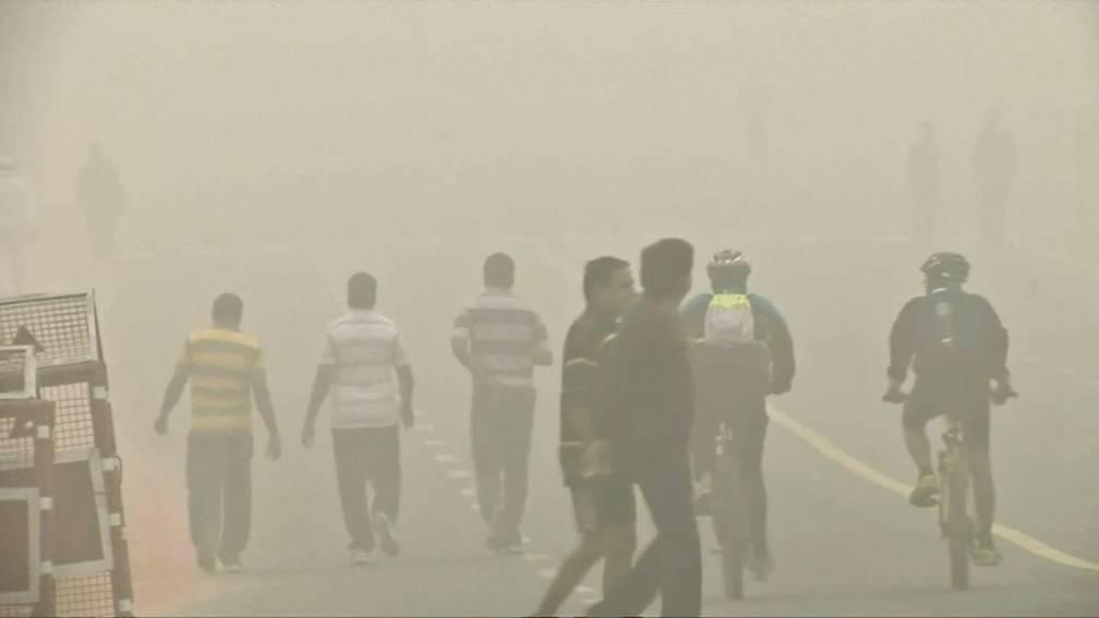Картинки по запросу smog new delhi