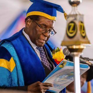'Seniele' Zimbabwaanse president Mugabe lijkt alle steun kwijt te zijn