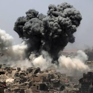 89 of 5961 burgers gedood? De keerzijde van bombardementen in Irak