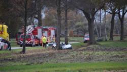 Twee doden bij verkeersongeluk in Holten.