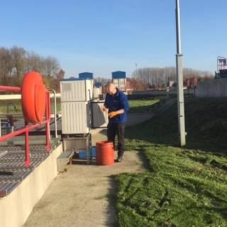 Speurtocht naar lozing GenX in Brabantse rivieren