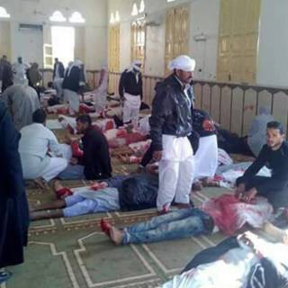 Dodental bij aanval op moskee in Egypte loopt op naar 200