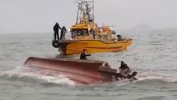 Doden na botsing schepen voor kust Zuid-Korea.