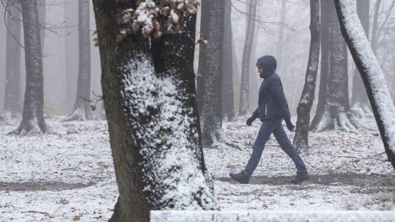 Sneeuw en kou komen dit weekend naar Nederland