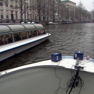Bekijk details van Zelfvarende boot moet nieuwe koers voor binnenvaart uitzetten