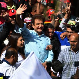 Bekijk details van Verkiezingsuitslag Honduras na hertelling 'onveranderd'