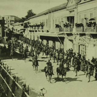Britse verovering van Jeruzalem in 1917 was het 'begin van veel ellende'