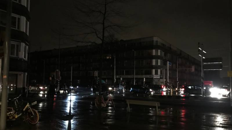 Stroomstoring Rotterdam Opgelost