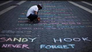 Wapenwetten vijf jaar na bloedbad Sandy Hook nauwelijks strenger