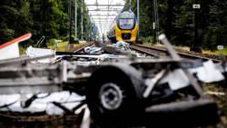Veel minder fatale ongelukken op spoorwegovergang.