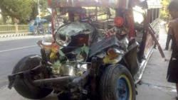 Twintig doden bij busongeluk in de Filipijnen.