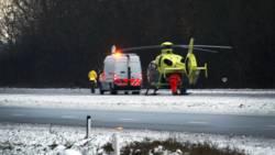 Zeeuwse politie zoekt chauffeur Sloveense truck na fatale botsing.