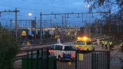 Er rijden weer treinen rond Venlo na aanrijding met goederentrein.