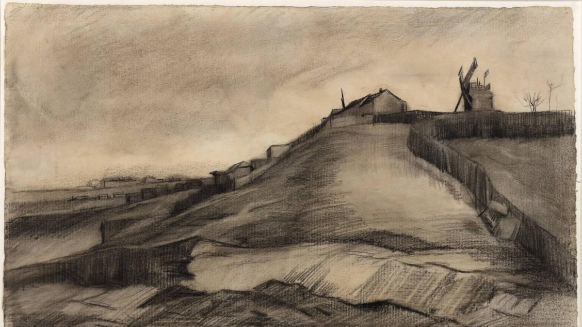 Nieuwe tekening van Van Gogh ontdekt