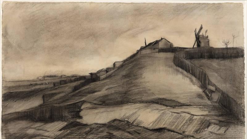 Paris quarry by Vincent van Gogh