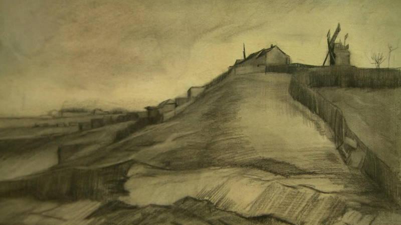 Bekende Oude Kunstenaars.Oude Tekening Blijkt Van Kunstenaar Van Gogh Nos Jeugdjournaal