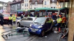 Tientallen kinderen gewond bij busongeluk Duitsland.