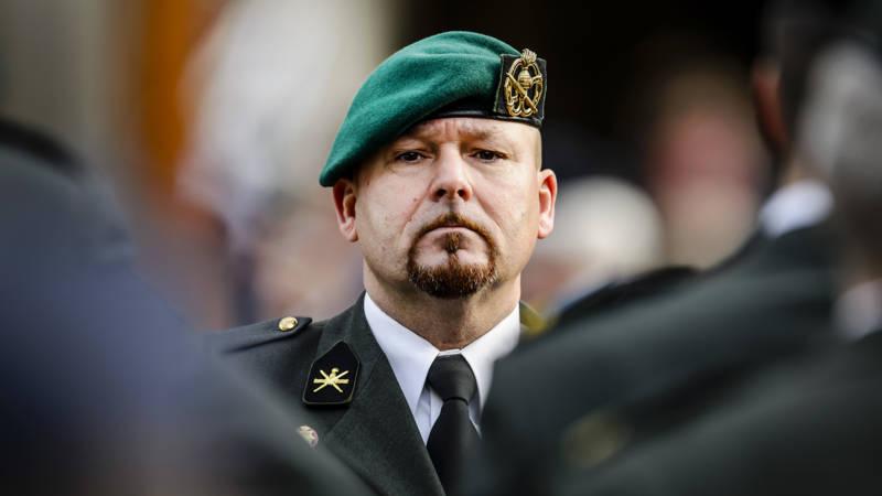 OM onderzoekt gebruik geweld Marco Kroon in Afghanistan