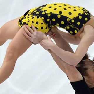 Weer goud voor Russen Tarasova en Morozov