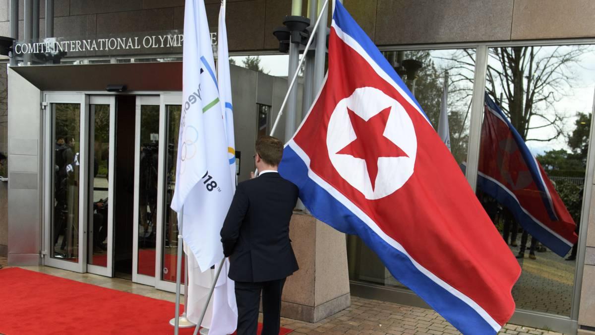 Noord-Korea stuurt 22 atleten naar Winterspelen in Zuid-Korea