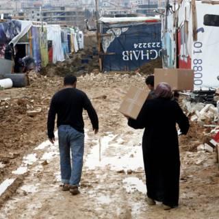 Vijftien Syriërs op hun vlucht naar Libanon doodgevroren