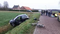 Jongen van 17 zonder rijbewijs veroorzaakt zware aanrijding.