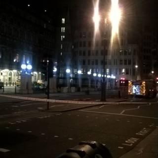 Groot gaslek in centrum van Londen