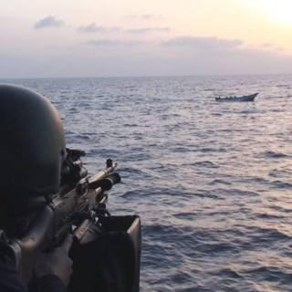 Kapitein Kooij vaart liever niet langs Somalië zonder beveiliging